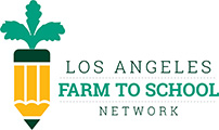 Los Angeles Farm to School Logo